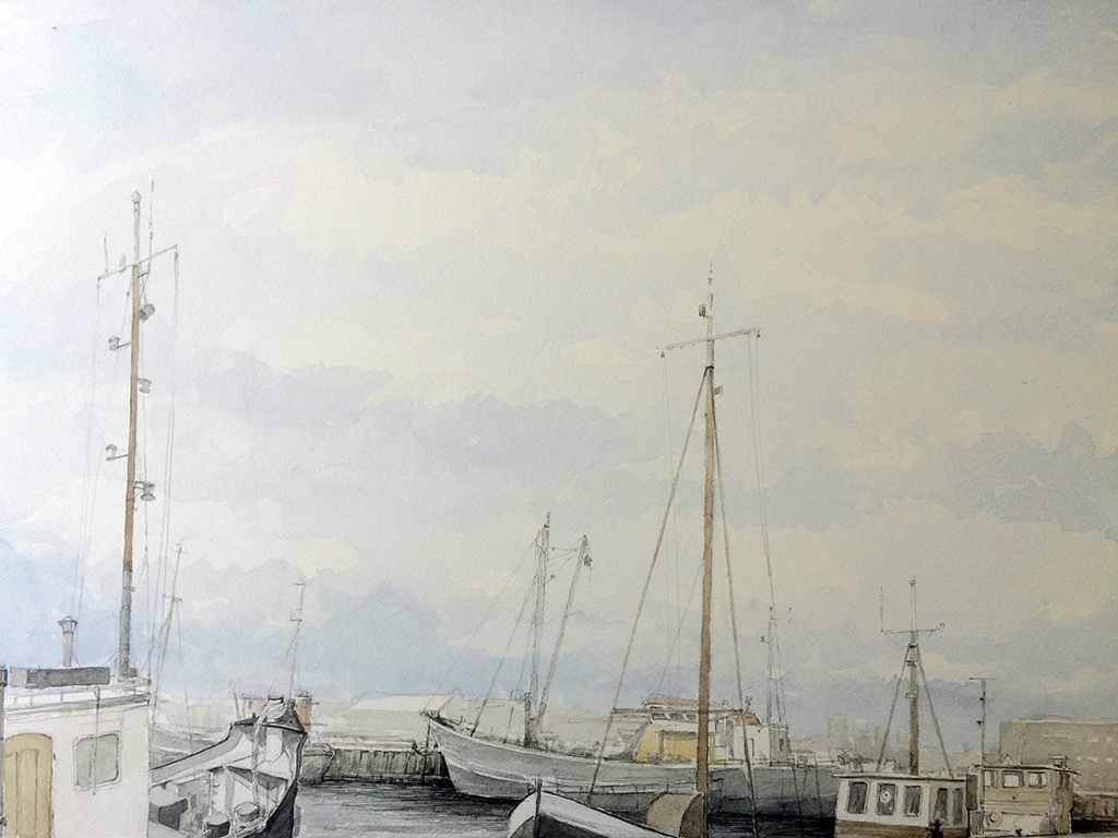 Haven Vlissingen 1